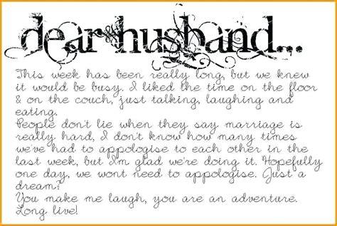 open letter to my husband open letter to my husband cover letter exles 46628