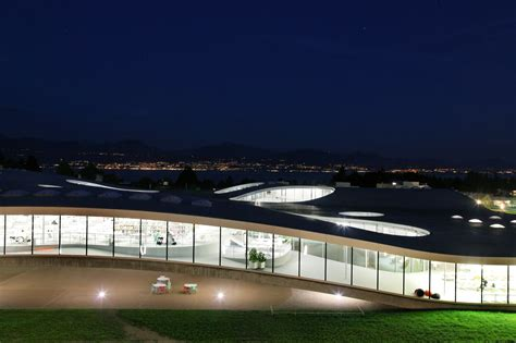 Rolex Learning Center In Lausanne by Rolex Learning Center Architect Magazine Sanaa