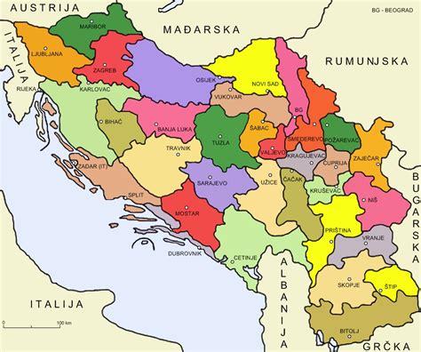 big blue   jugoslavia