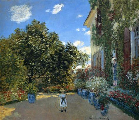 Claude Jardin by Claude Monet Jardins