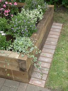 17, Fascinating, Wooden, Garden, Edging, Ideas, You, Must, See