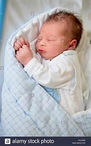 Hospital Nursery Crib Newborn Stock Photos & Hospital ...