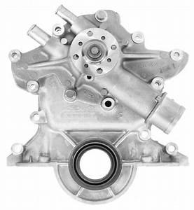 289  302  351w Short Serpentine Belt Water Pump Kit