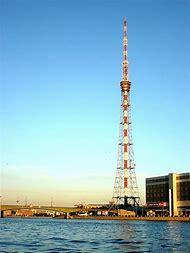 Saint-Petersburg TV Tower