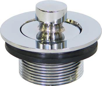 gerber lift gerber lift spin tub drain stopper 58 7191