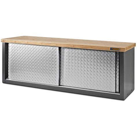gladiator storage bench