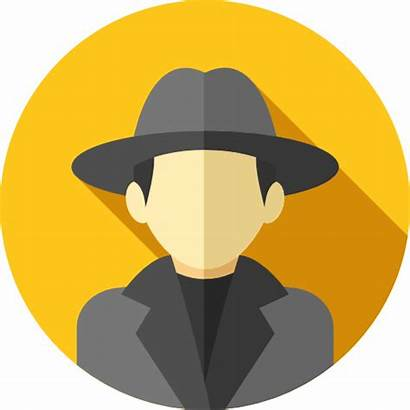 Detective Dresden Order Butcher Jim Flat Icon