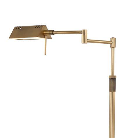 Mercury Dimmbare Leselampe Bronze Stehlampenonline