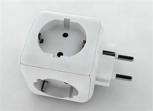 Elektroinstallation Kosten Pro Steckdose : w rfelmehrfachstecker ist kompakt verleitet aber zu ~ Lizthompson.info Haus und Dekorationen
