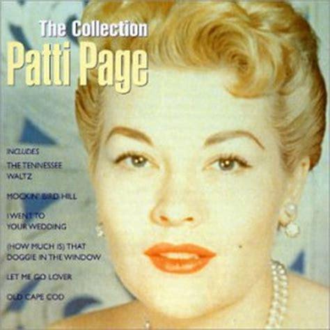 patti page lyrics lyricspond