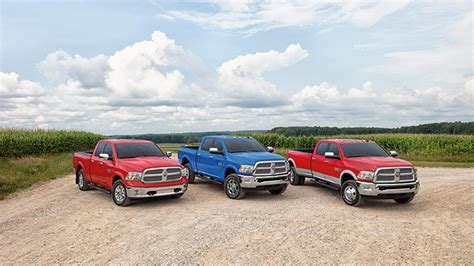 2018 Ram Harvest Edition Lineup Is All About Farm Work