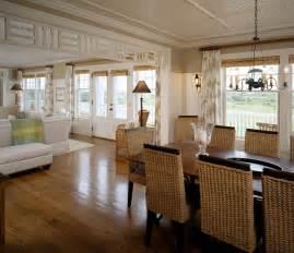 Coastal Dining Room Interior Design