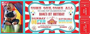 Carnival Party Invitations Party Invitations Templates