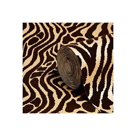 Animal Print Wallpaper B Q - graham brown julien macdonald caffe gold animal print