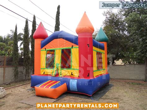jumper bouncer house rental rentals tents tables