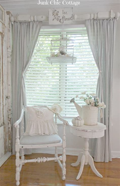 shabby chic window treatments romantic shabby chic diy project ideas tutorials hative