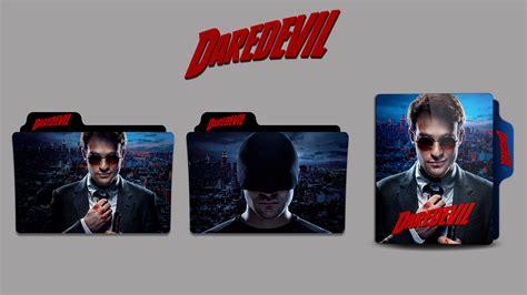 Icon Folder 2015 Folder Icon Daredevil 2015 By Faelpessoal On Deviantart