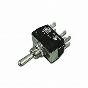 Toggle Switch Dpdt 6 Pole Center Off