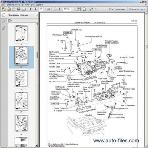 online auto repair manual 2001 lexus rx electronic valve timing lexus es 300 2001 repair manuals download wiring diagram electronic parts catalog epc