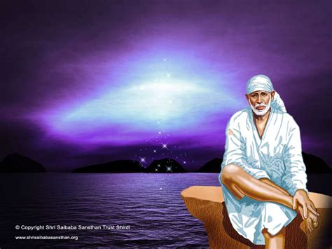 sai baba latest wallpapers gallery