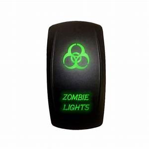 Zombie Light Rocker Switch Wiring Diagram