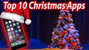 Top 10 christmas apps iphone ipad and ipod touch youtube for The top 5 christmas iphone apps