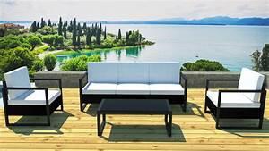 Salon De Jardin Design : mobilier de jardin salon page 4 ~ Dailycaller-alerts.com Idées de Décoration