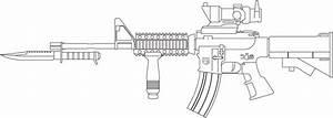 M4A1 Carbine Revamp by Madbird-Valiant on DeviantArt