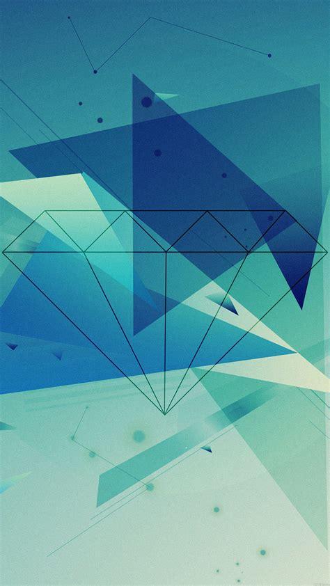 vb wallpaper diamond blue illust graphic art wallpaper