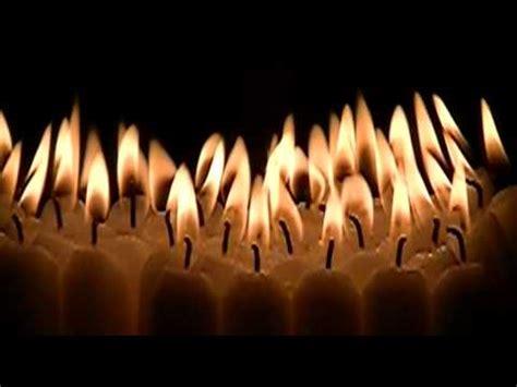 16 Slow Motion (300 Fps) Of Many Candles Burning Youtube