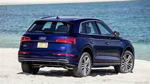 Audi Q5 2018 : 2018 audi q5 tfsi quattro color navarra blue rear ~ Farleysfitness.com Idées de Décoration