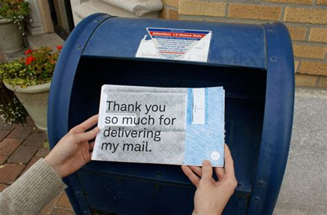 thanks mail carrier warming up jeshurun webb shares her correspondence with her mailman design observer