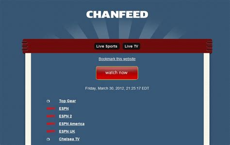 Watch Free Live Sports Tv