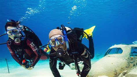 master scuba diver rating padi