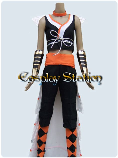 Hackgu Trilogy Alkaid Cosplay Costume