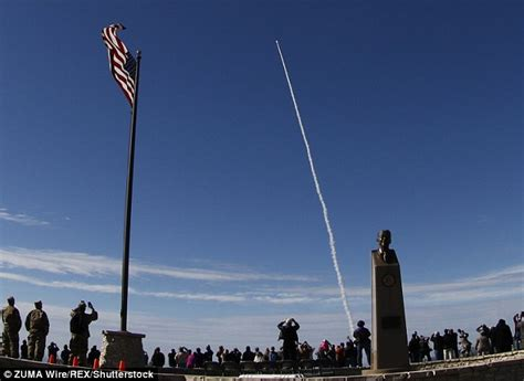 Us Tests 'exoatmospheric Kill Vehicle' Over California