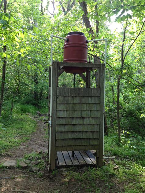 Diy Outdoor Solar Shower Home Design Garden