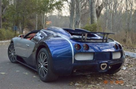 Replica Bugatti Veyron Supercar Replica For Kids, It's