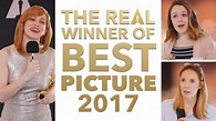 The Real Winner of Best Picture 2017 - YouTube