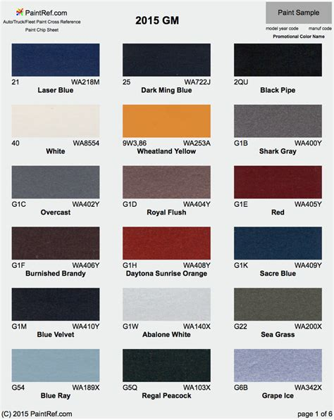 gm paint color by vin location of vin number on a chevy impala 2015 location