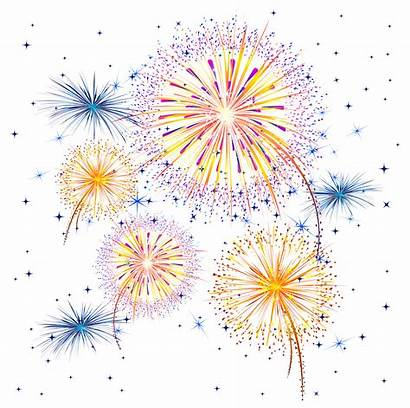 Fireworks Transparent