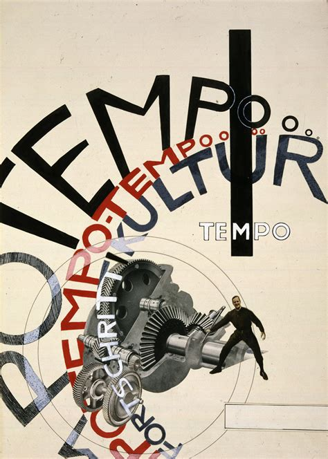 Tempo, Tempo! The Bauhaus Photomontages Of Marianne Brandt