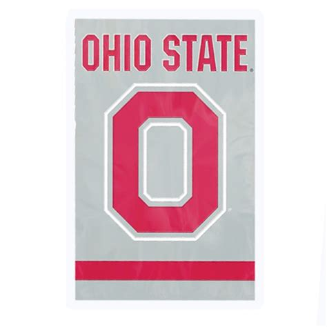 M2 Note Ohio State Buckeyes ohio state buckeyes block quot o quot banner