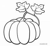 Pumpkin Coloring Pages Cool2bkids Printable sketch template