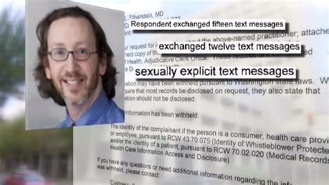 Seattle Doctor Accused Of Sexting During Surgeries