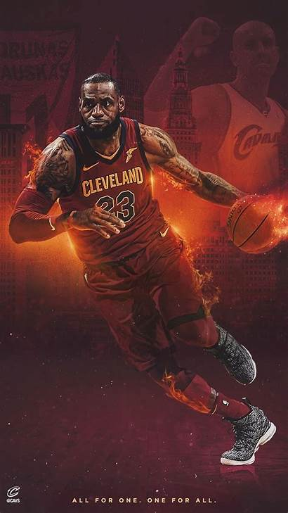 Lebron James Wallpapers Iphone Mobile Cleveland Cavaliers
