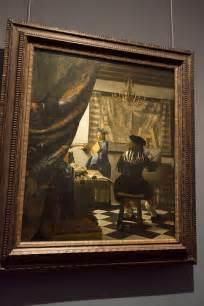 Allegory of Painting Vermeer