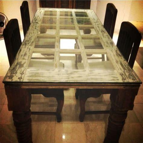Als Tisch by 1001 Ideen F 252 R Alte T 252 Ren Dekorieren Deko Zum Erstaunen