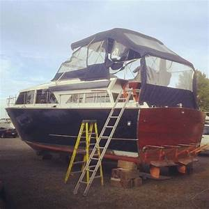 The Family Boat  Chris Craft Cavalier 1966