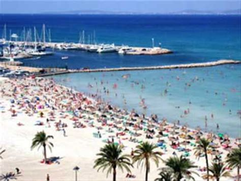 playas de mallorca youtube